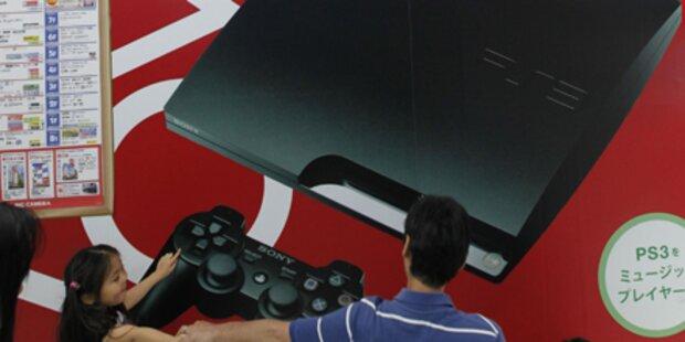 Sony-Dienste: Rückkehr mit Hindernissen