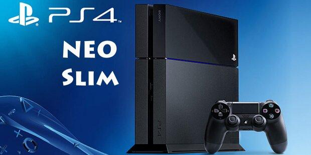 Sony greift mit zwei neuen PS4 an