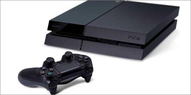 Playstation 4: Starttermin steht fest