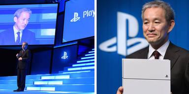 Neuer Chef für Sonys Playstation
