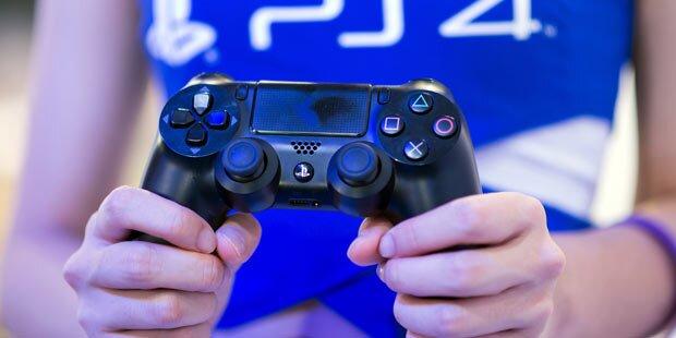 Sony greift mit neuen PS4-Games an