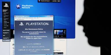 Sony-Netzwerke für erste Nutzer online