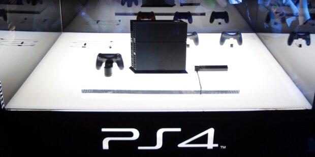 Playstation 4 sorgt für Mega-Hype