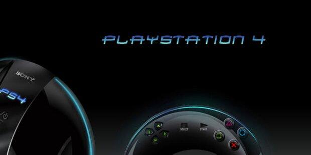 PlayStation 4 kurz vor dem Start