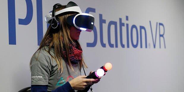 PlayStation VR: Sony verrät Preis