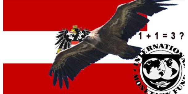 IWF übertrieb Ost-Risiko für Österreich