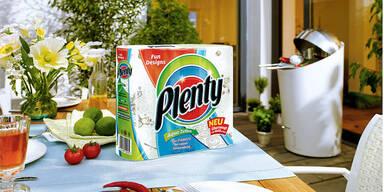 Gewinnen mit Plenty