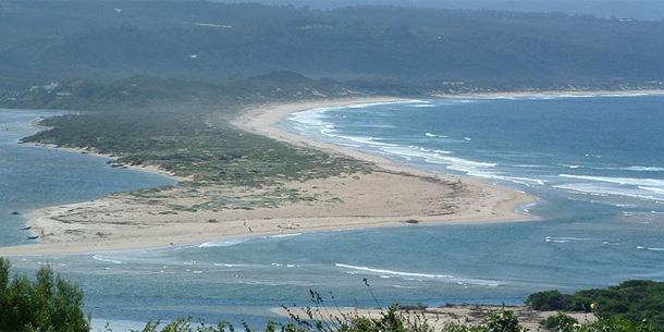Plettenberg Bay in Südafrika