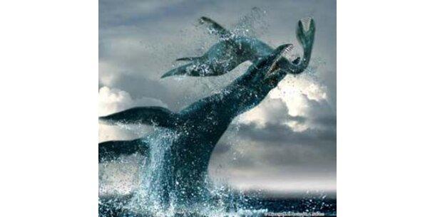 Gigantische Meeresechse in Norwegen entdeckt