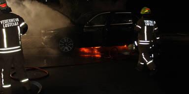 Teures Plug-in-Hybrid-SUV geriet mehrmals in Brand