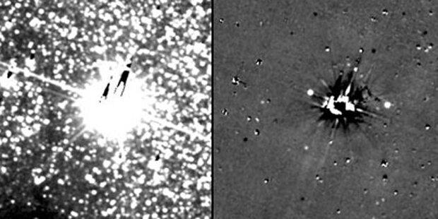Pluto-Monde: NASA erlebt Überraschung