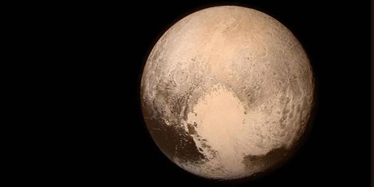 Physiker: Leben auf Pluto möglich