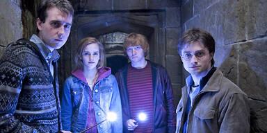 Harry Potter: Der ganze Film in Bildern