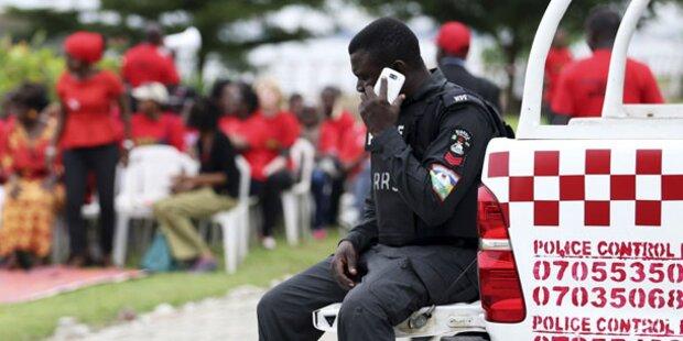 Nigeria: Erneut über 60 Frauen entführt