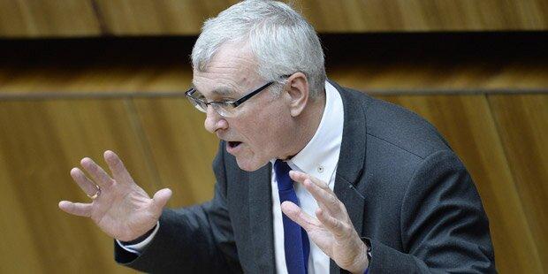 FPÖ fixierte Team für Hypo-U-Ausschuss