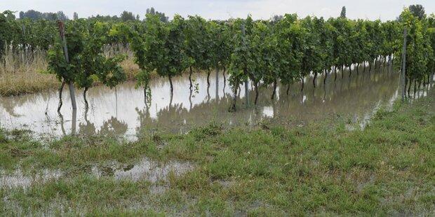 Burgenland: Aufräumarbeiten beendet