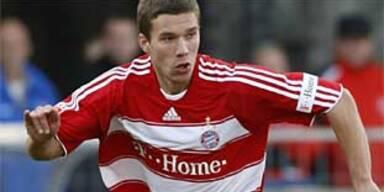 Podolski wechselt zum 1. FC Köln