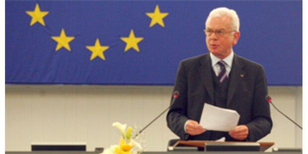 EU droht Peking mit Olympia-Boykott
