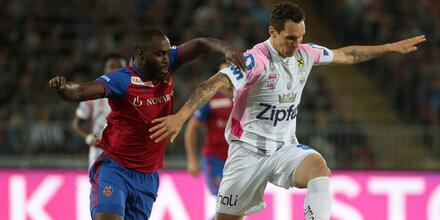 3:1! LASK schafft Sensation gegen Basel
