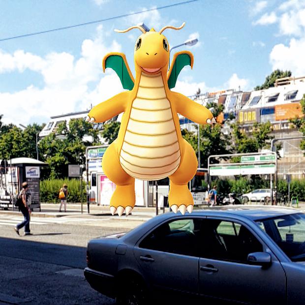 Mega-Hype um Pokémon