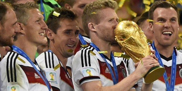 Götze schießt Deutsche zum WM-Titel