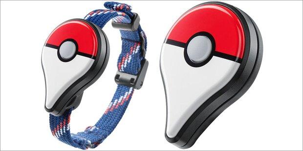 Pokémon-Go-Armband erleichtert Monsterjagd