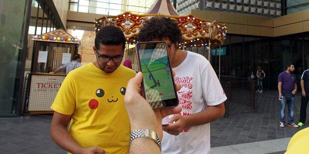 Drei Saudis bei Suche nach Pokémon verhaftet
