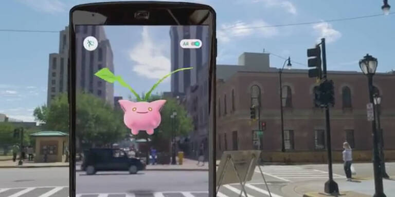 Pokémon Go bekommt bisher größtes Update