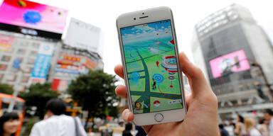 Pokémon Go halbe Milliarde Mal heruntergeladen