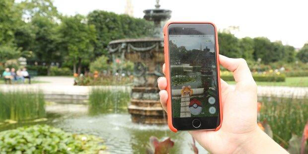 Pokémon Go: Viele Österreicher genervt