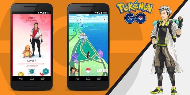 Pokémon-Go-Update bringt Kumpel-Funktion