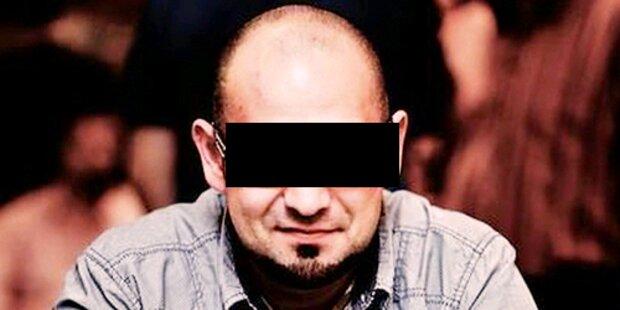 Pechsträhne von Poker-Bankräuber: 7 Jahre Haft