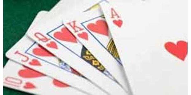 Inder verlor Tochter beim Kartenspielen