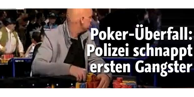 Berliner Poker-Raub: Verdächtiger frei