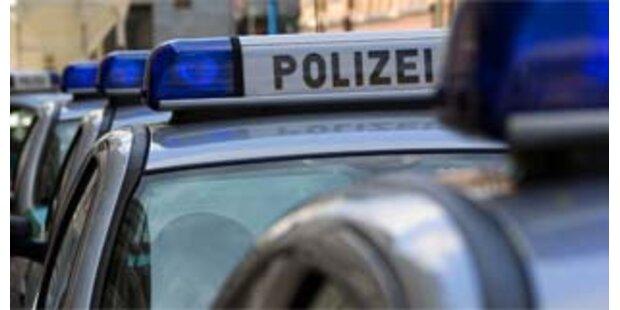 Polizei rettete Autolenker in Coburg mit Booten