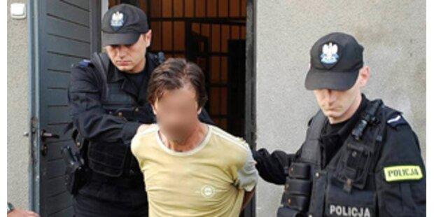 Anklage im polnischen Inzest-Fall