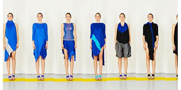 Wien wird zehn Tage lang zur Modedrehscheibe