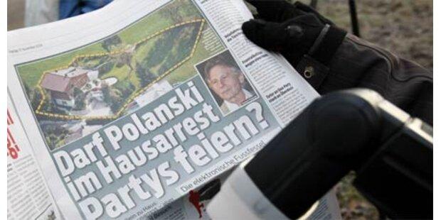 Polanski noch bis Montag im Knast