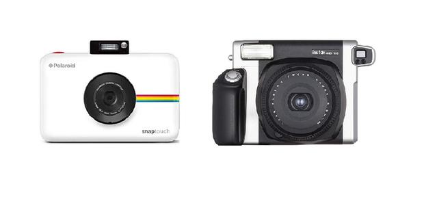 Sofortbildkamera: Ein Vergleich