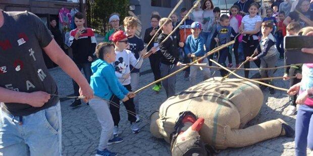 Polen: Antisemitischer