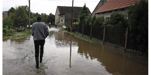 1. Todesopfer bei Hochwasser in Polen