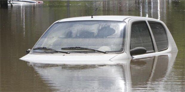 Hochwasser erreicht am Sonntag Warschau