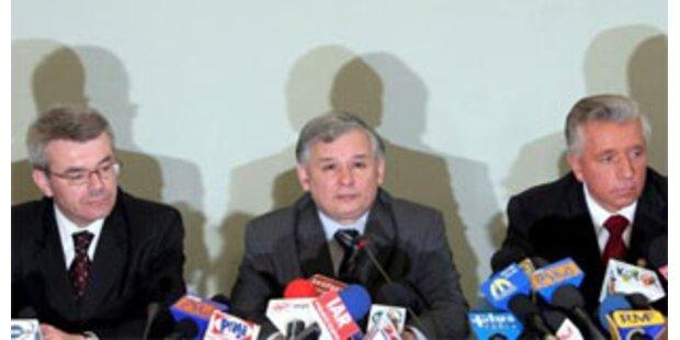 Neuwahlen in Polen fixiert
