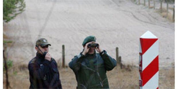 Militärjet stürzt in Polen ab