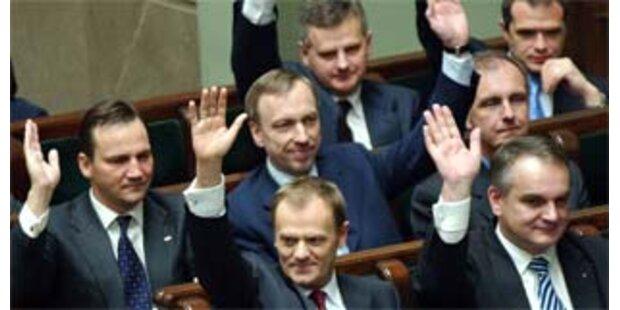 Der Sejm ratifiziert den EU-Vertrag
