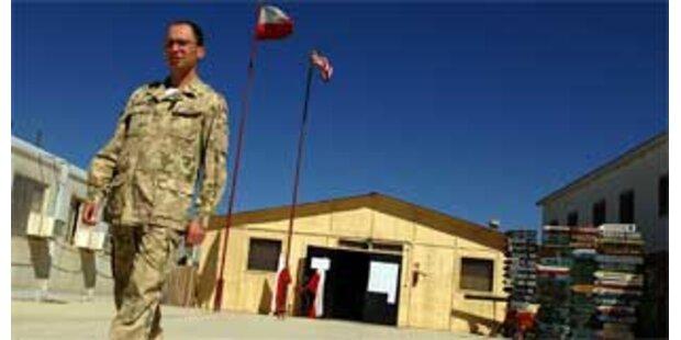 Polen will Irak-Einsatz beenden