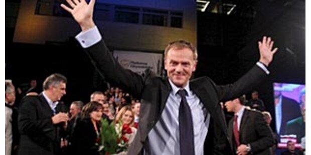 Kaczynski will am 5. November zurücktreten