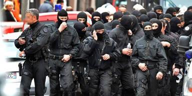 Jihadisten planten wohl Anschlag in Paris