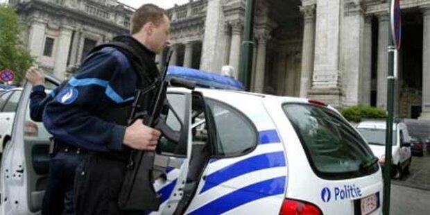 Festnahme nach Schießerei in Brüssel