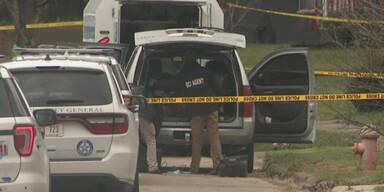 Erneut Afroamerikaner von US-Polizist erschossen